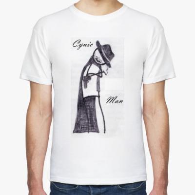 Футболка Cynic Man на футболке