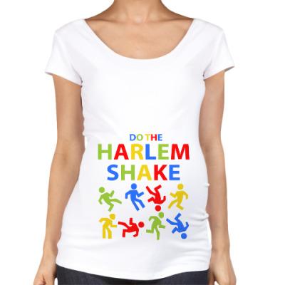 Футболка для беременных Harlem Shake