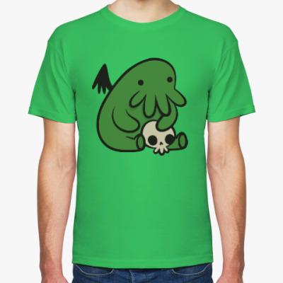 Футболка Ужасный дракон