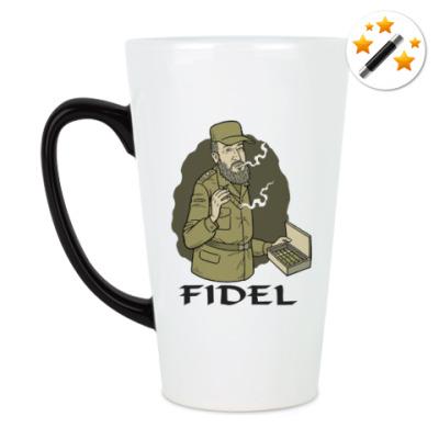Кружка-хамелеон Fidel