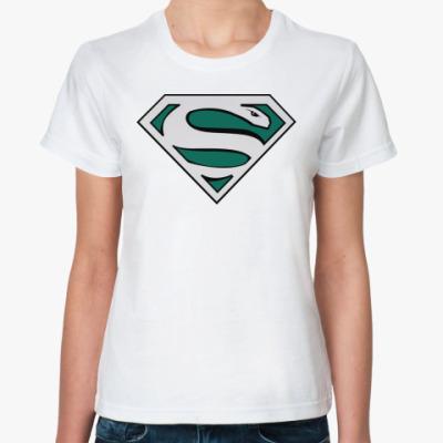 Классическая футболка Ssuper