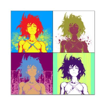 Наклейка (стикер) аниме