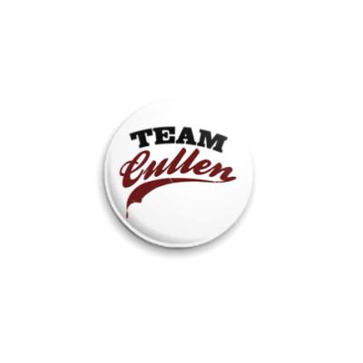 Значок 25мм Team Cullen