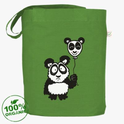 Сумка Панда с шариком
