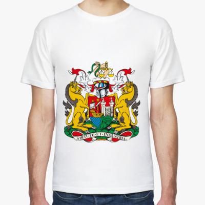 Футболка Герб города Бристоль