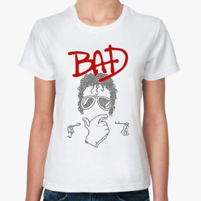 Классическая футболка Bad