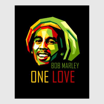 Постер Боб Марли
