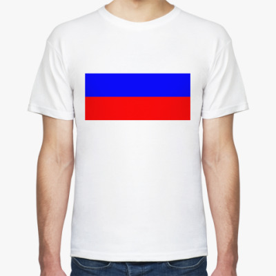Футболка  Флаг РФ