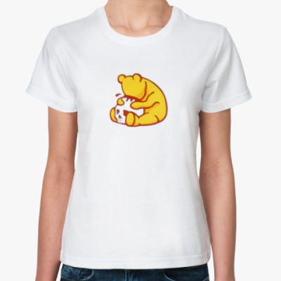 Классическая футболка BloodyBear