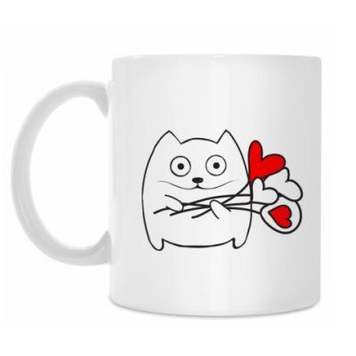 Кружка Мартовские коты