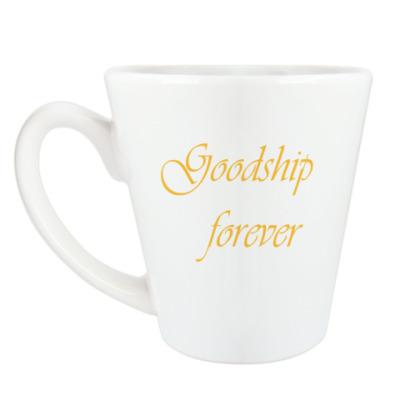Чашка Латте goodship