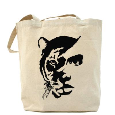 Сумка Тигр черный