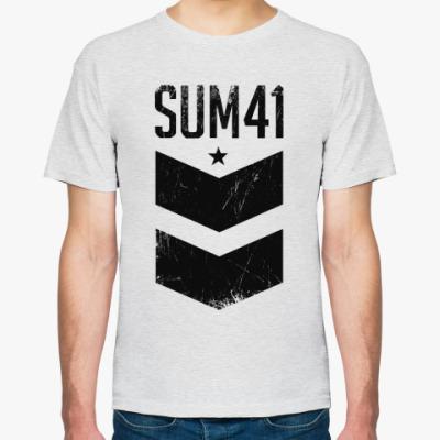 Футболка Sum 41
