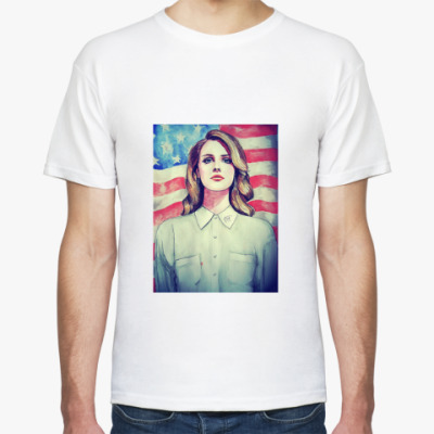 Футболка Lana Del Ray