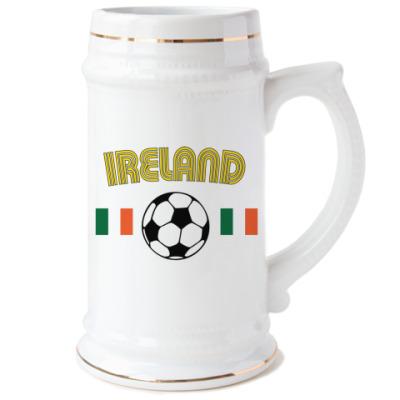 Ирландская пивная кружка