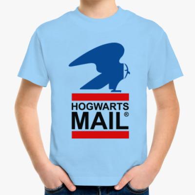 Детская футболка Harry Potter - Почта Hogwarts