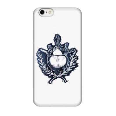 Чехол для iPhone 6/6s Кости