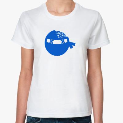 Классическая футболка дохлый ниндзя