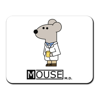 Коврик для мыши Mouse M.D.