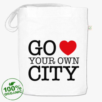 Сумка Love your own city