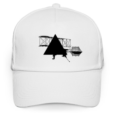 """Кепка бейсболка """"Triangle"""""""