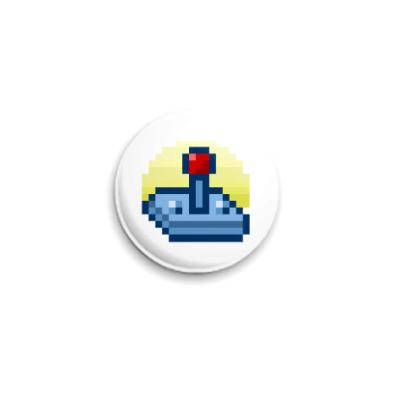 Значок 25мм  ICQ Статус #15