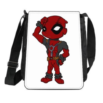 Сумка-планшет Deadpool