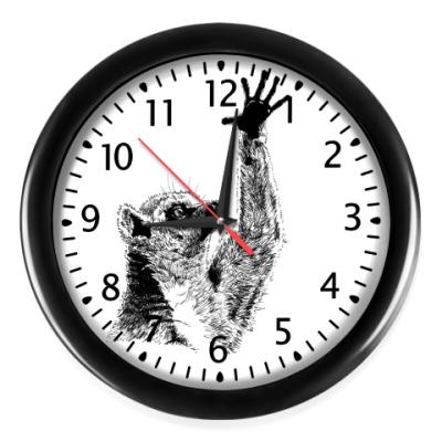 Настенные часы Лемур