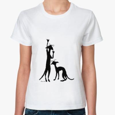 Классическая футболка Поползни