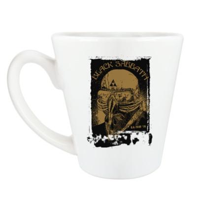 Чашка Латте Black Sabbath