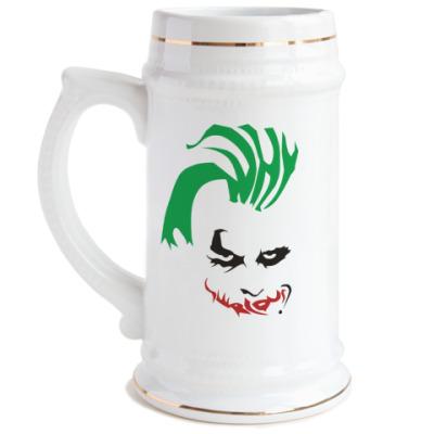 Пивная кружка Joker