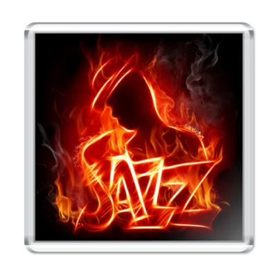 Магнит Jazz