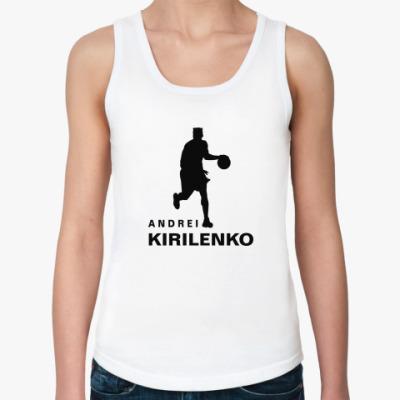 Женская майка Андрей Кириленко