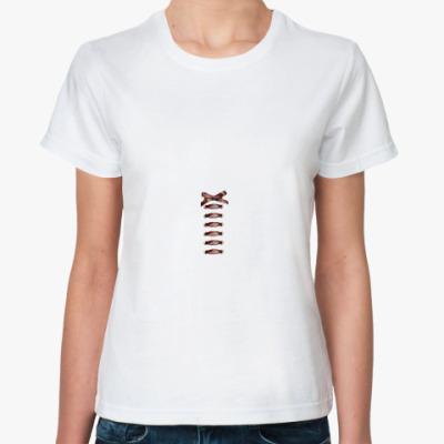Классическая футболка GlamourTime