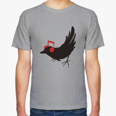 Футболка  'bird'