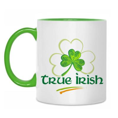 Кружка 'True Irish'