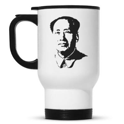 Кружка-термос Мао