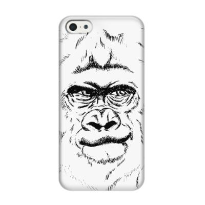 Чехол для iPhone 5/5s горилла