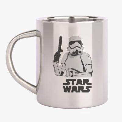 Кружка металлическая Star Wars VII