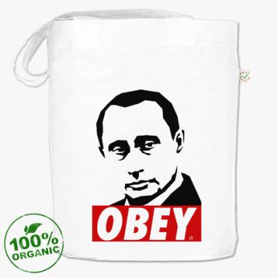 Сумка Путин (Стиль Obey)