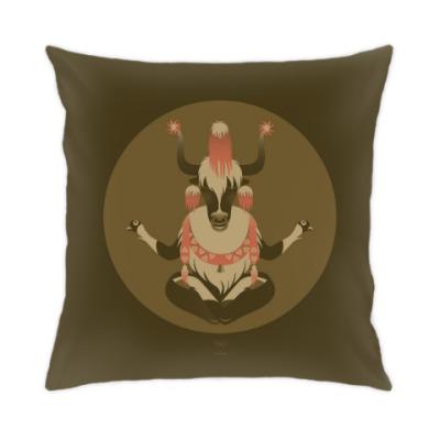 Animal Zen: Y is for tibet Yak