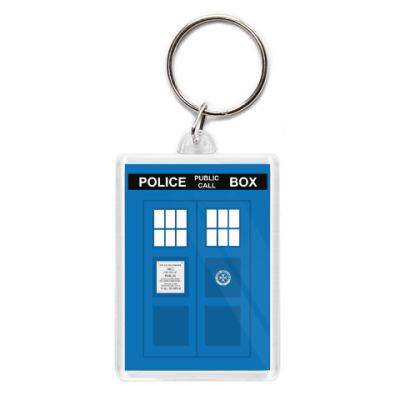 Брелок TARDIS