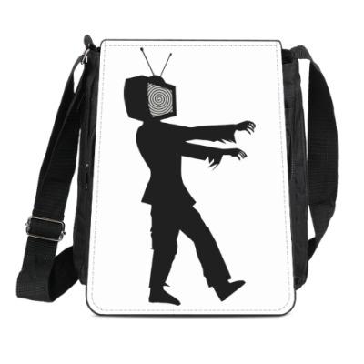 Сумка-планшет Зомби ТВ