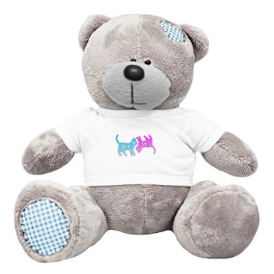 Плюшевый мишка Тедди you & me