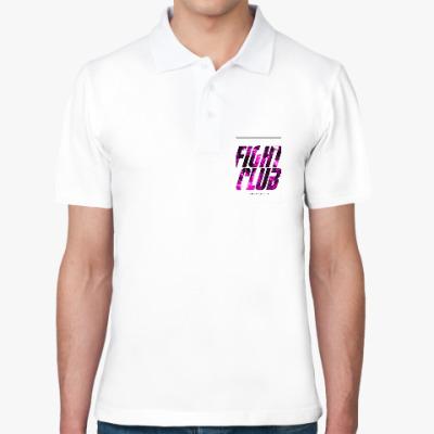 Рубашка поло Бойцовский клуб