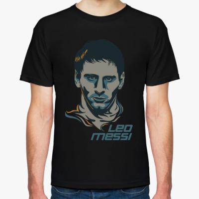 Футболка Leo Messi