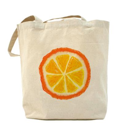 Сумка «Апельсин»