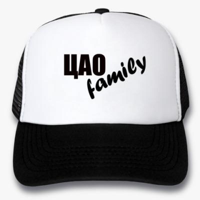 Кепка-тракер ЦАО family