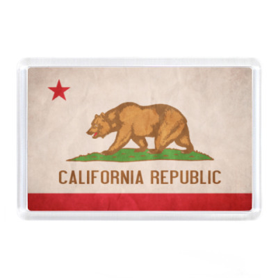 Магнит Калифорния