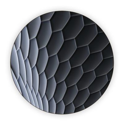 Костер (подставка под кружку) Дизайн